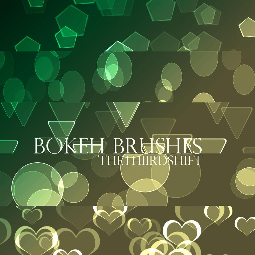 Bokeh Brushes by thethiirdshift