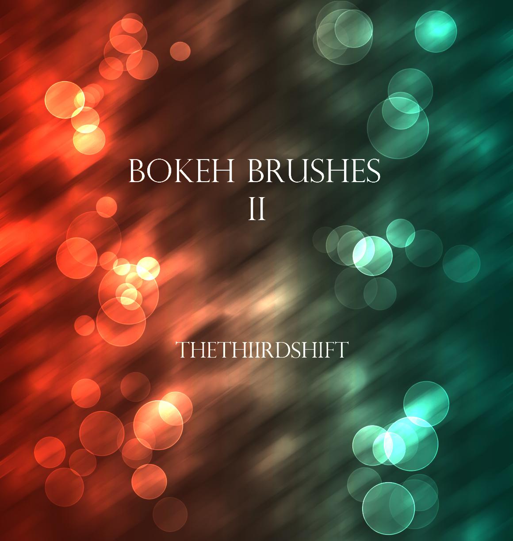 Bokeh Brushes II