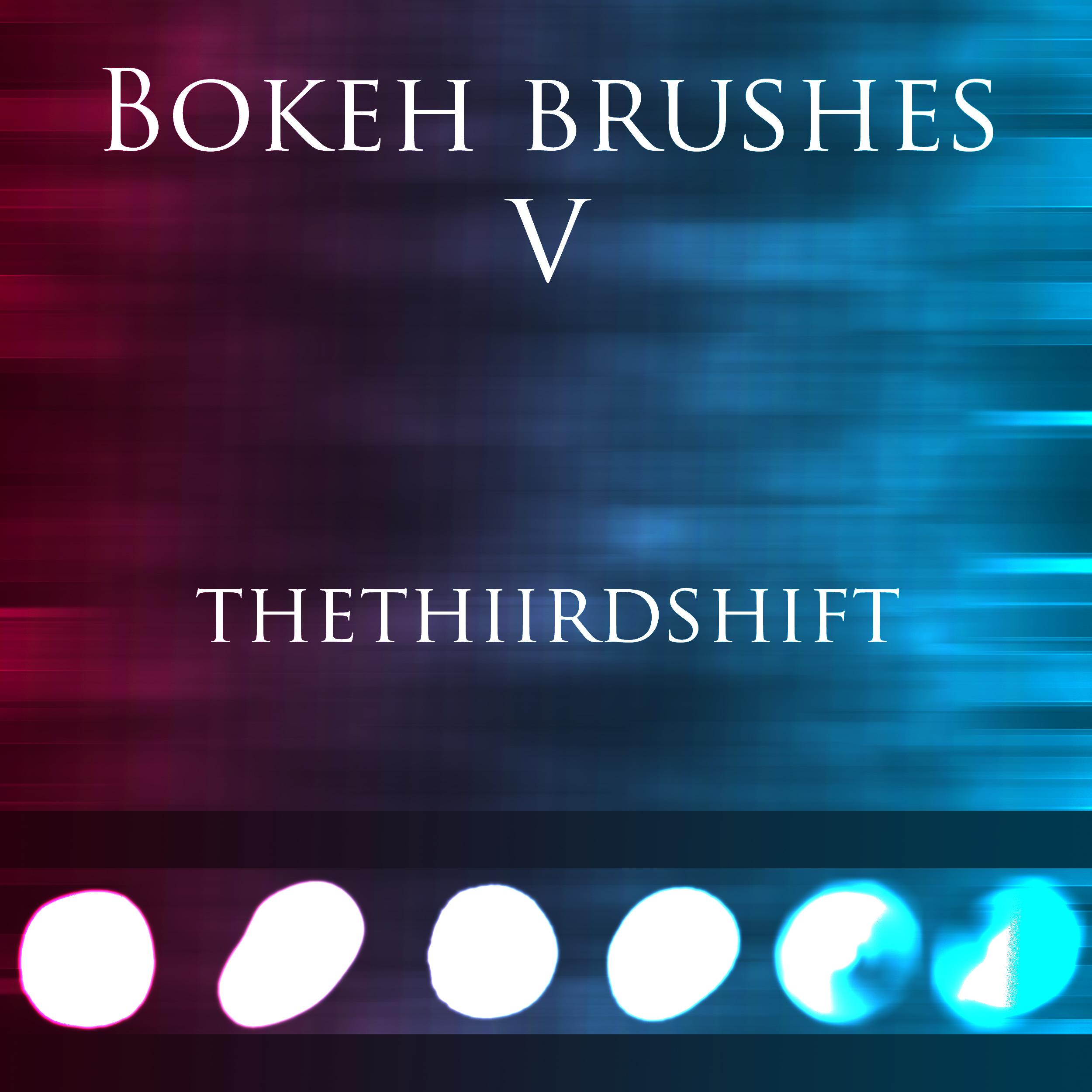 Bokeh Brushes V