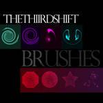 :NEW BRUSHES:
