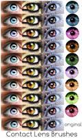 Contact Lenses for GIMP