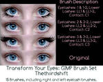 Transform Your Eyes: Brush Set