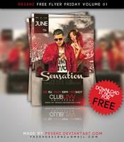 Fr3shz Free Flyer Friday 1 by Fr3shz