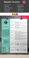Resume/CV Template (Free Download)