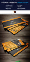Business Card Template (Free Download)