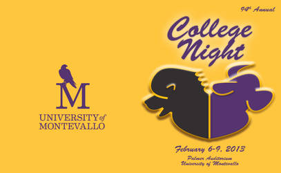 College Night 2013 Program Design