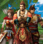 Dynasty Warriors - Sun Quan DW5 DLC