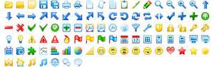 20x20 Free Toolbar Icons