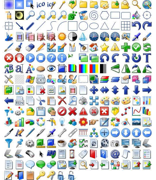 32x32 Free Design Icons by Ikonod