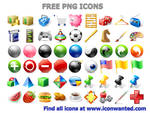 Free PNG Icons