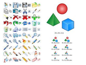 Graphic Icon Set