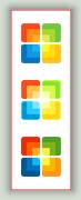 8 Logo Start Button. by Fiazi