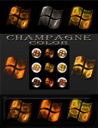 Champagne for Windows 7.