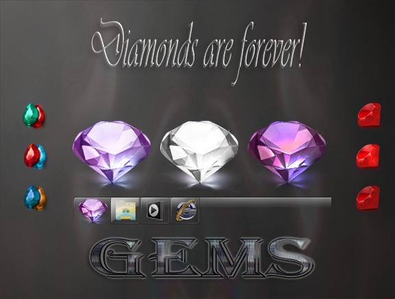 start gems