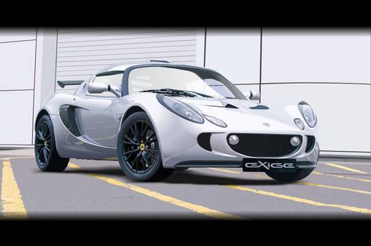 Lotus Exige Vector