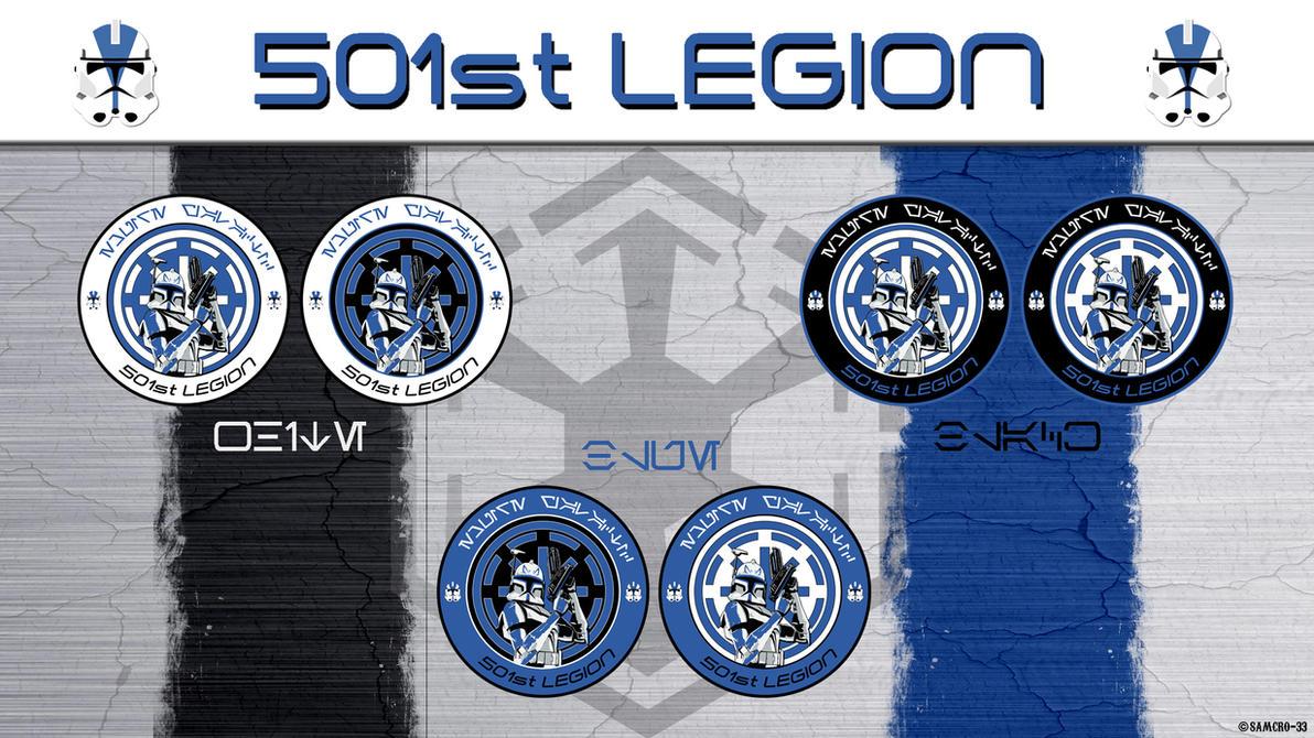 501st Legion Logo by Samcro-33