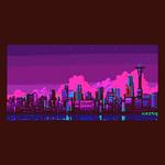 Cyberpunk Seattle