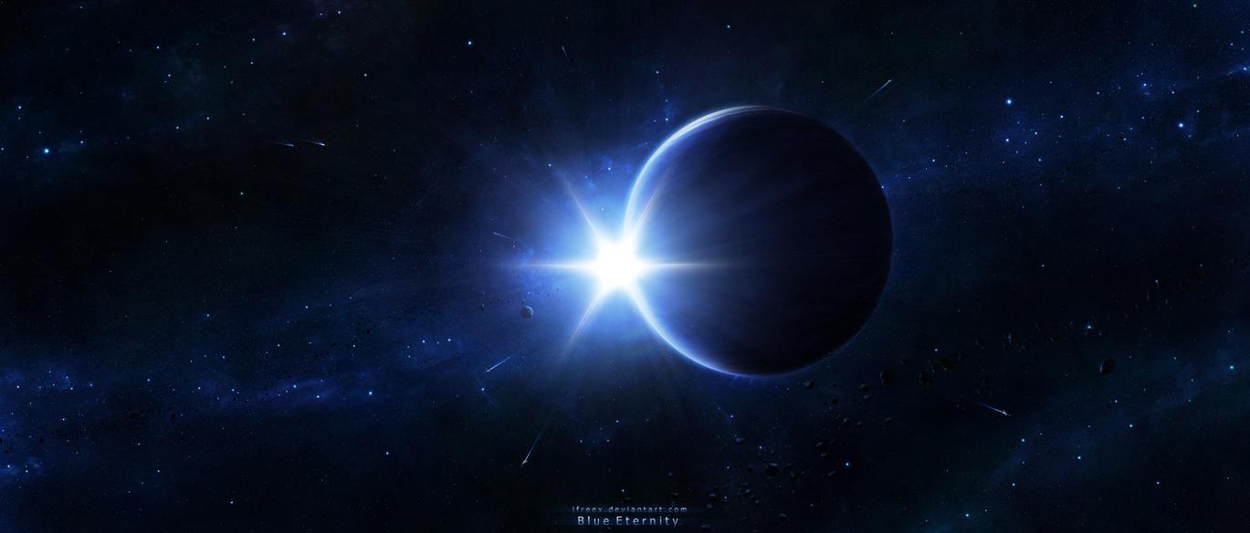 Blue Eternity by ifreex