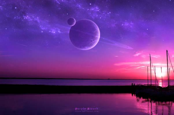 Purple Breath