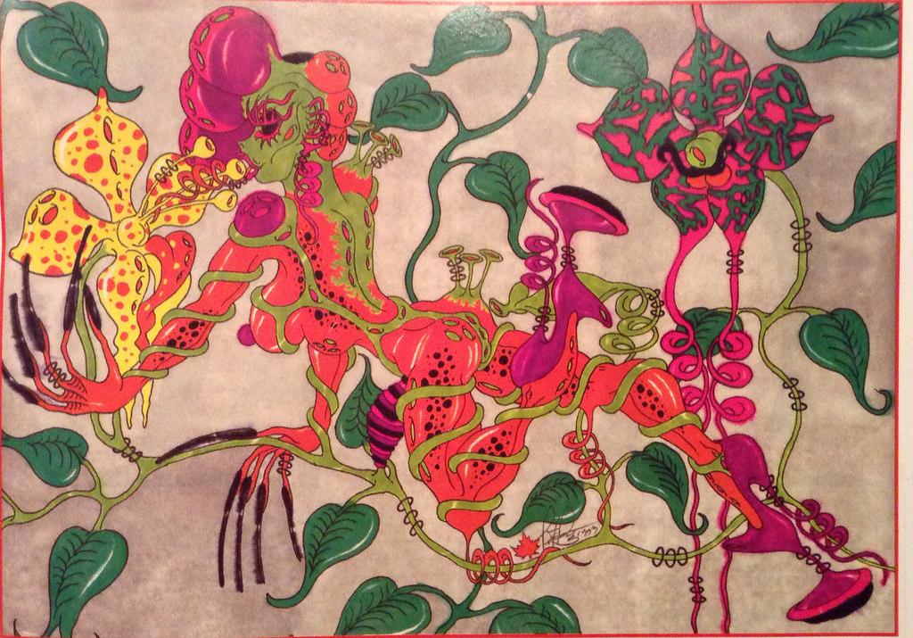 Wildorchid by LatexLorraine