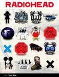 Radiohead Icons - MAC OS