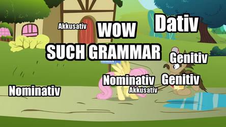 DEUTSCH GRAMMATIK by KopaLeo
