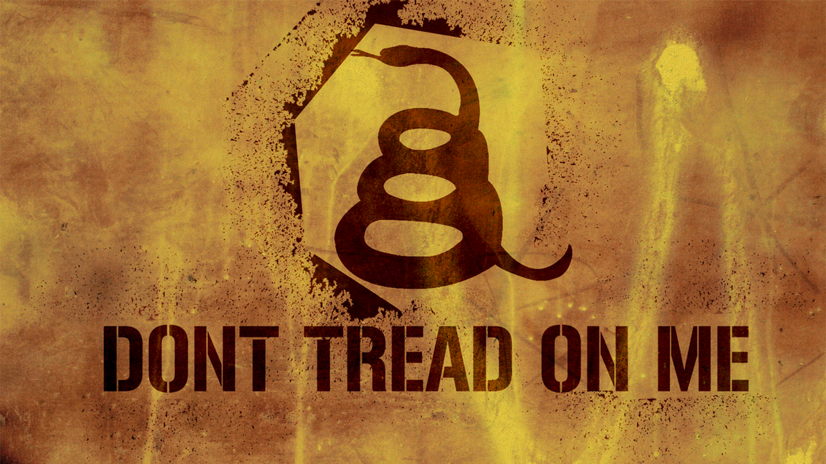don 39 t tread on me yellow indus by macmaniac411 on deviantart