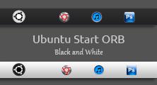 Ubuntu Start orb by sunkotora