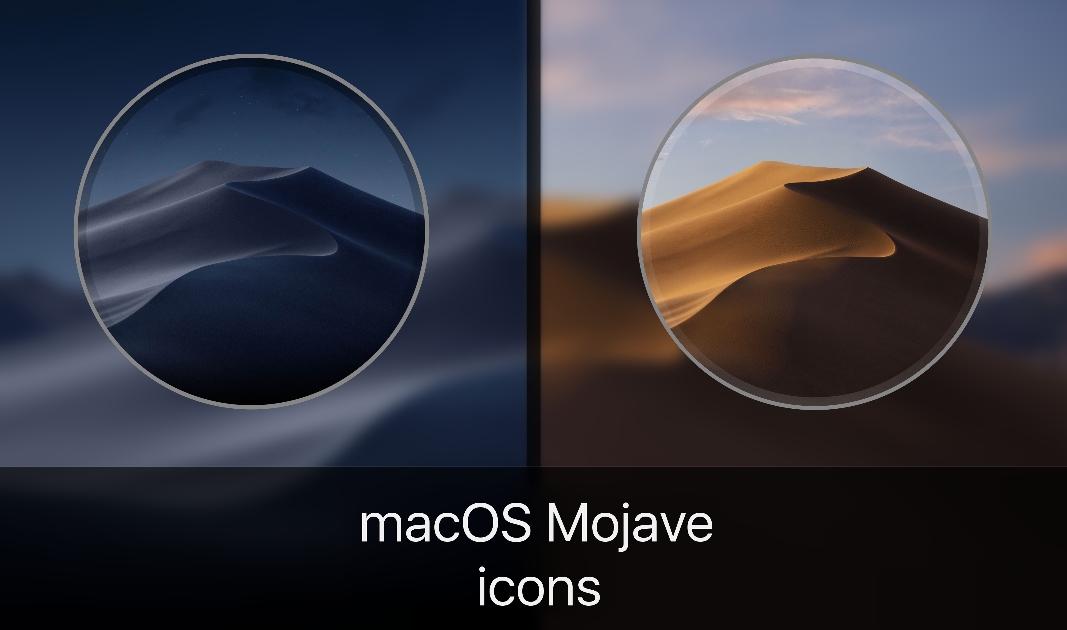 macOS Mojave icons by sunkotora on DeviantArt