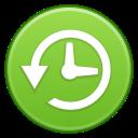 Timeshift icon by sunkotora