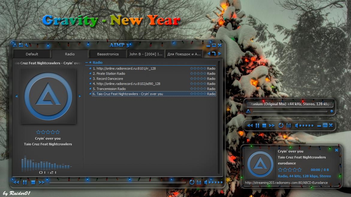 Gravity - New Year AIO by RaiderO1