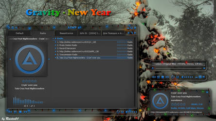Gravity - New Year AIO