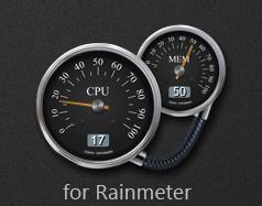 Gauge CPU by RaiderO1