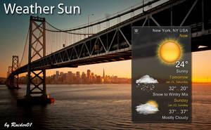 Weather Sun by RaiderO1