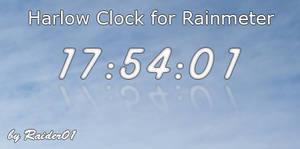 Harlow Clock