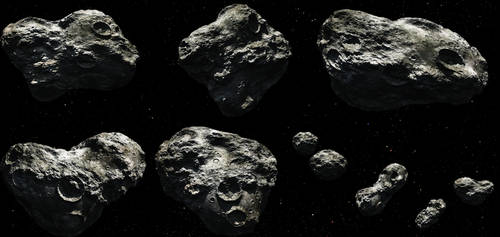 Asteroid Pack I
