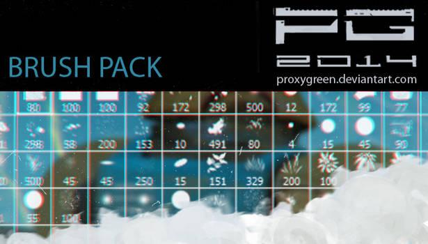 Brush Pack 2014