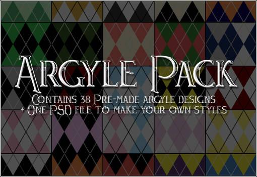 Argyle Pack