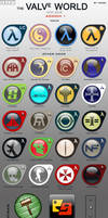 Valve World icon pack ADDon 1
