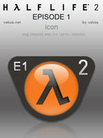 Half-Life 2: Episode 1 icon