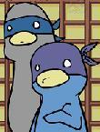 Animation - Penguin Ninja Test by creatureart