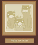 :-GAME-: Ninja Penguin Match by creatureart
