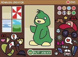 Penguin Creator by creatureart