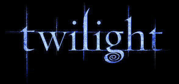 Twilight font by VampHunter777