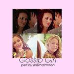 Gossip Girl PSD by eternallmoon