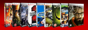 Game DVD Icons