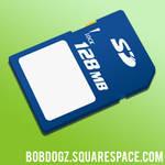 128MB SD Card by b0bd0gz