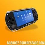 Sony PSP by b0bd0gz