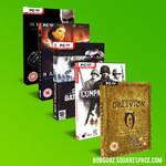 DVD Game Icons v2