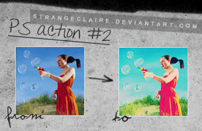 Ps action 2 by StrangeClaire